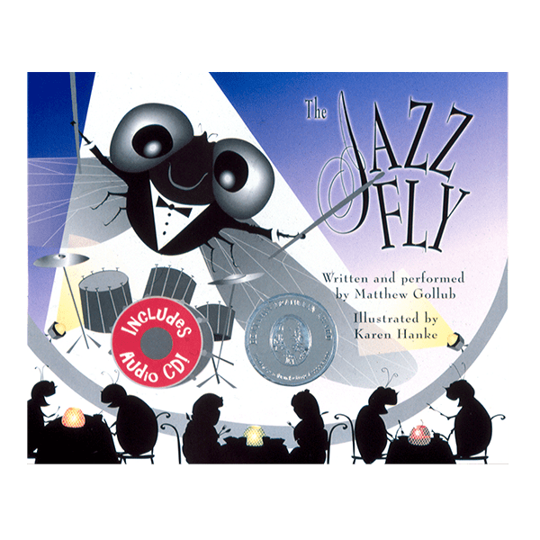 Cover of The Jazz Fly book